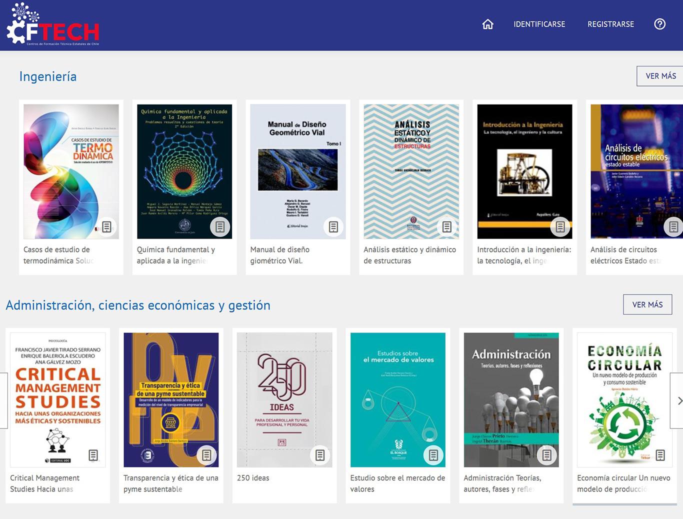 CFT Calama suma Biblioteca Virtual