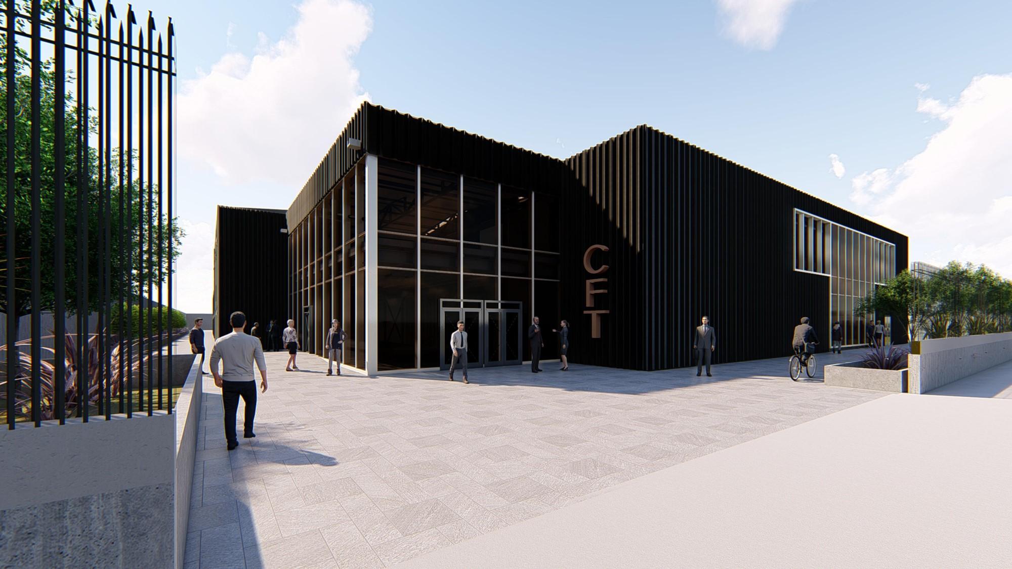 CFT presenta proyecto de infraestructura a directorio