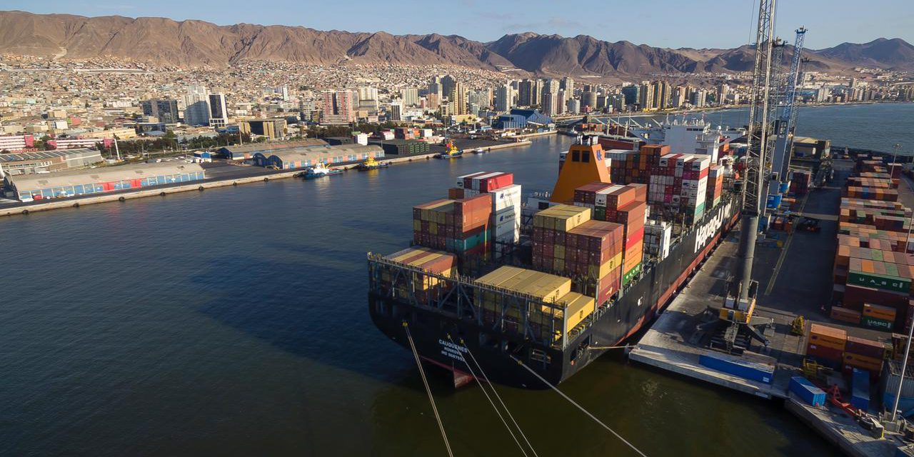 CFT Y Puerto Antofagasta firman importante convenio de colaboración